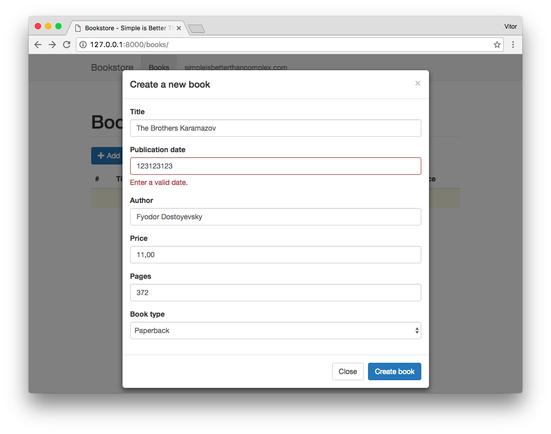 How to Implement CRUD Using Ajax and Json