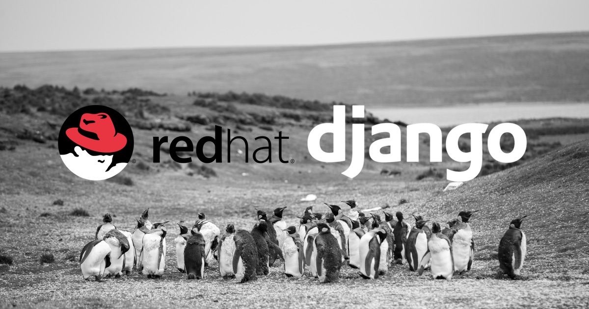 How to Deploy a Django Application on RHEL 7