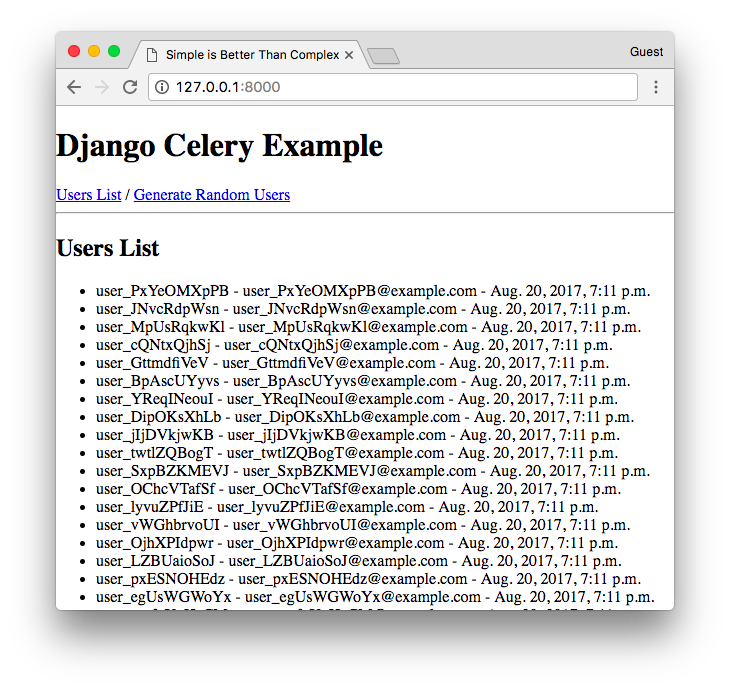 How to Use Celery and RabbitMQ with Django